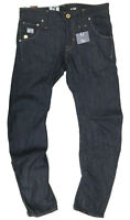 G-Star Jeans 'ARC 3D LOW SLIM' Rigid Raw Cover Denim NEW Size W31 L32 Mens Boys