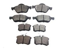 RENAULT SCENIC MK2 1.5 1.9 DCI 05-08 FRONT & REAR BRAKE PADS ATE CHECK CHOICE