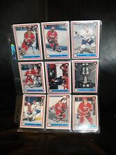 1991 OHL OSHAWA GENERALS 26 HOCKEY  CARD SET