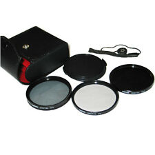 UV CPL ND4 Lens Filter for Panasonic HS700 TM700 SD700