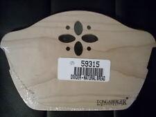 LONGABERGER NATURAL Bread Basket DIVIDER #59315 NIP