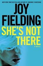 She's Not There Joy Fielding 2016-Hbdj/1st Edition-1st Printing/*New Condition.