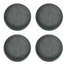Mighty Mite Type MM by Eureka Vacuum Cleaner Rear Wheel Replacement 4 Pack