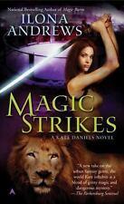 Kate Daniels: Magic Strikes by Ilona Andrews (2009, Paperback)