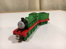 Diecast Henry with Tender for Thomas and Friends Take N Play or Take Along