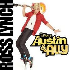ROSS LYNCH - DISNEY-AUSTIN & ALLY;CD 15 TRACKS INTERNATIONAL POP SOUNDTRACK NEU