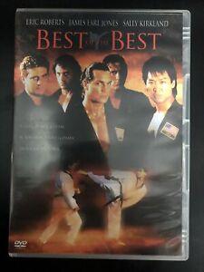 BEST OF THE BEST DVD ERIK ROBERTS James Earl Jones Sally Kirkland Region 1