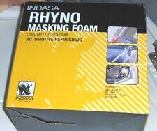 "1/2"" Soft Edge Door Aperture Foam Masking Tape Indasa 320587 13mm x 35m"