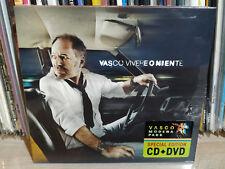 VASCO ROSSI - VIVERE O NIENTE + LIVE KOM 011 - DELUXE EDITION - CD + DVD