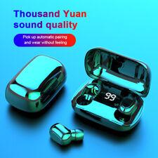 Mini TWS Headset Echte kabellose In-Ear-Stereo-Kopfhörer Bluetooth 5.0-Kopfhörer