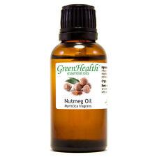 1 fl oz Nutmeg Essential Oil (100% Pure & Natural) - GreenHealth
