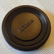 Body Cap 612R Nikon F3hp F3 hp F4s FG20 FG-20 FE2 FE 2 F100 F90 F70 F50 FM FM-2