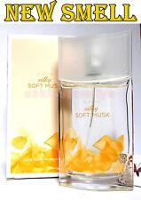 NEW AVON 50ml Silky Soft Musk Eau de Toilette Spray Perfume Genuine
