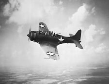 METAL MAGNET Douglas SBD Dauntless Airplane Dive Bomber WWII Military Navy