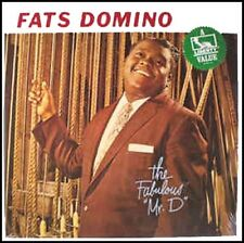 FATS DOMINO sealed THE FABULOUS MR D Liberty Records re-issue