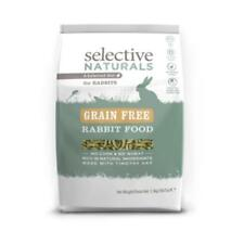 Supreme SELECTIVE NATURALS Grain Free RABBIT FOOD Natural Hay Nuggets 1.5kg