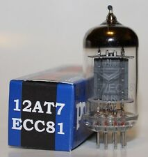 Mullard 12AT7 / ECC81 pre-amp tubes,Reissue, NEW in box