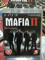 Mafia 2 II (PS3) - PlayStation 3 - MINT - 1st Class Delivery