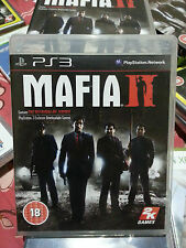 Mafia 2 Ii (ps3) - Playstation 3-Muy Buen Estado - 1st Class Delivery