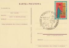 Poland postmark KARPACZ - ropeway SZKLARSKA POREBA