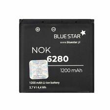 Bluestar Akku für Nokia N73 & N93 1200mAh - Nokia BL-6M Batterie Handy Accu -