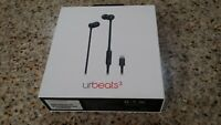 Beats by Dr Dre urBeats3 Lighting In Ear Headphones Black Color MU992LL/A