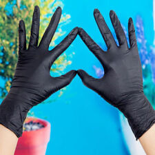 Disposable Nitrile Latex Gloves Powder Free Size S M L XL For Medical KF8
