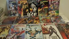 SUPER GIRL COMIC LOT  ALL NM   15  COMICS ALL IN BAGS AND BOARDS