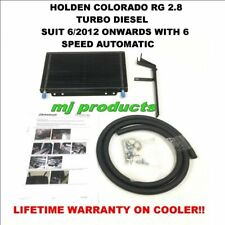 Holden Colorado RG  6 speed Automatic Transmission cooler kit  DIY 13829720