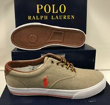 Polo Ralph Lauren Vaughn Ne Mens Sneakers Trainers Shoes UK 8 EU 42