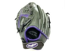 """Rawlings Youth Storm Lefty 12"""" Outfield Fastpitch Softball Glove Left Hand Throw"""
