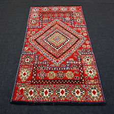 Orient Teppich Berber 200 x 109 cm Marokko Handgeknüpft Carpet Rug Tappeto Tapis