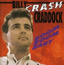 "Billy ""Crash"" Craddock, Billy Crash Craddock - Boom Boom Baby [New CD]"
