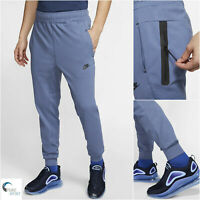 NIKE NSW TECH PACK - Mens Pants - Size Large - CJ4280-491 - Diffused Blue/Black