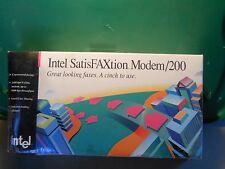"""NEW"" Intel SatisFAXtion Modem/200 internal micro channel modem"