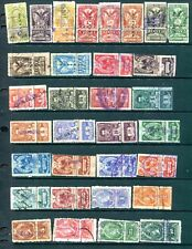 Approx 140 mostly 1900-1920's Mexico 'Renta Interior' Revenues (Lot #MRa5)
