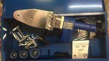 Polifusore RITMO RT63 Per Tubi Idraulica Completo Di Valigia E 3 Matrici ,Nuovo