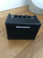Blackstar Fly 3 Watt Mini Guitar Amplifier FLY3 Amp Black
