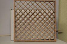 DOLLS HOUSE ( Wood Trellis Panel
