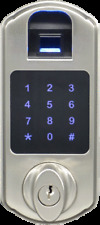 Scyan D5 Biometric Fingerprint Keypad Deadbolt Lock