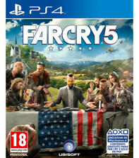 Juego para consola Sony PS4 Far Cry 5 fisico