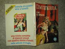 CIMITERIA GIGANTE SUPPLEMENTO AL NUMERO 71 GIUGNO 1980 EDIFUMETTO