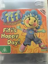 Fifi And The Flowertots - Fifi's Happy Day (DVD, 2009) Free Post!