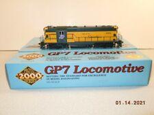 PROTO P2K C&NW HO GP7 Locomotive WITH DCC Chicago & Northwester RR