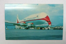 {BJSTAMPS} SUPER GUPPY Boeing Stratocruiser BUCKLEY AIR NATIONAL GUARD BASE