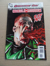 Green Lantern : Emerald warriors 5 . DC 2011 - FN / VF
