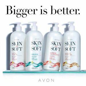 Avon Skin So Soft Body Lotion - Bonus Sized 33.8oz **Choose Fragrance**