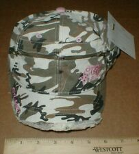 NEW Coyote Ugly Saloon Camo camouflage rare sample rare cap hat NOS