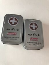 Coleman All Purpose 27 Piece All Purpose First Aid Kit, Auto, Home, Camp 2 Count