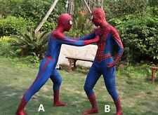 Raimi Spiderman Cosplay Costume Amazing Spider-Man Original Movie Zentai Suit